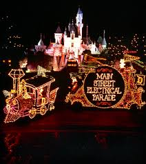 disney electric light parade a look back at the main street electrical parade