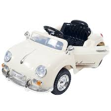 toddler battery car amazon com ride on toy car battery operated classic sports car