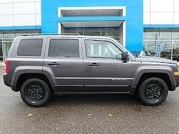 2015 jeep patriot for sale 2015 jeep patriot sport for sale randolph oh 2 4l 4 cyl 4