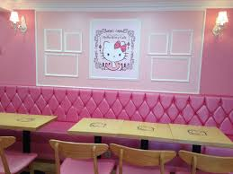 Dream Furniture Hello Kitty by Trip To Korea 2015 Day 5 Hello Kitty Cafe Itaewon Mosque