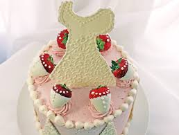 strawberries and cream cake youtube