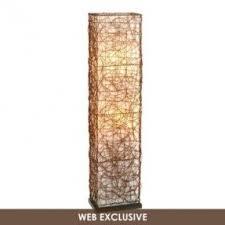 Rattan Table Lamp Wicker Floor Lamp Foter