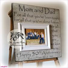 wedding gift for parents beautiful wedding anniversary gifts for parents charming wedding