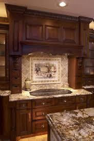 ceramic tile murals for kitchen backsplash kitchen backsplash fabulous painted tile backsplash the