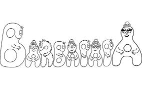108 dessins de coloriage barbapapa à imprimer sur LaGuerchecom  Page 7