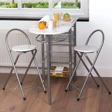 table haute avec tabouret pour cuisine table de cuisine ensemble