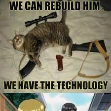Purrrfect Meme - technology has made the purrfect weapon by unknownjedi meme center