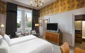 Top  The Best Familyfriendly Hotels In Edinburgh Telegraph - Edinburgh hotels with family rooms