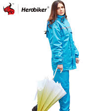 motorcycle rain jacket rainsuit picture more detailed picture about herobiker