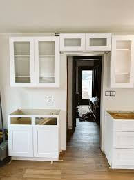 how are lower kitchen cabinets attached to the wall how to properly install and connect kitchen cabinets clark