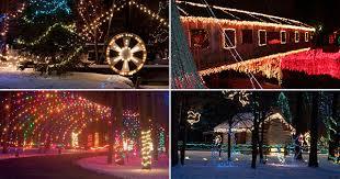 best christmas lights around dayton 2017