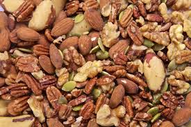 sprouted organic mixed nuts nate s harvest