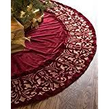 60 inches above tree skirts seasonal décor home
