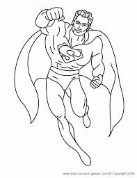 superhero coloring pages printable awesome coloring superhero