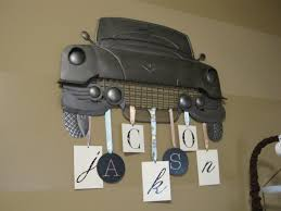 Car Nursery Decor Really Thinking Of Doing My Boys Room In Classic Cars And I