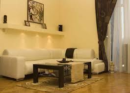 living room engaging lightning setup make warm livingroom color