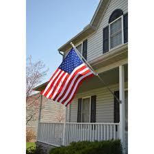Rv Flag Poles Betsy Flags 3 U0027 X 5 U0027 Nylon American Flag Walmart Com