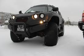 amphibious rescue vehicle russia u0027s viking is an all terrain amphibious monster that won u0027t