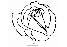 printable coloring pages of roses