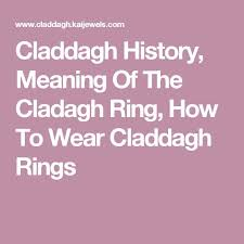claddagh rings meaning the 25 best claddagh rings ideas on heart ring