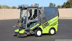 2006 green machines 525 hi speed air sweeper youtube