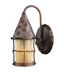 Copper Outdoor Light Fixtures Copper Exterior Light Fixtures Wanderfit Co