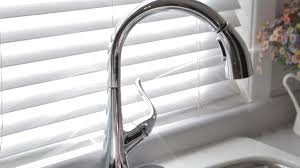 Kitchen Faucet Chrome - peerless linden kitchen faucet chrome canadian tire