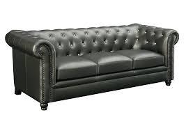 Leather Button Sofa White Tufted Leather Sofa White Leather Button Tufted Sofa