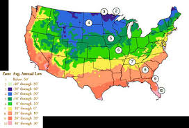 zone map for usa planting zones map of us