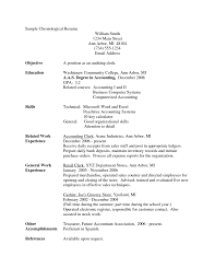 sle chronological resume grocery resume compatible screnshoots for with sle clerk