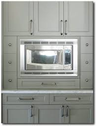 gray green cabinet paint color cottage kitchen benjamin