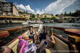 wedding on a boat weddings proposals special occasions taxi boat varenna