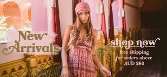 bamboo blonde online clothing boutique australian fashion