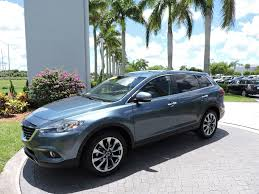 2014 used mazda cx 9 fwd 4dr grand touring at royal palm toyota