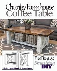 Woodworking Plans For Coffee Table Free by Best 25 Farmhouse Coffee Tables Ideas On Pinterest Farm House