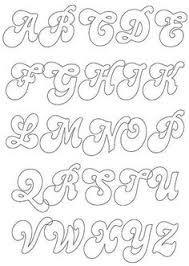 de la a la z desen pinterest template felting and fonts