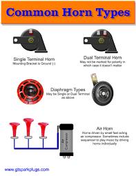 automotive horns gtsparkplugs