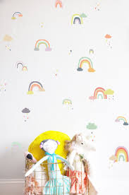 Best Wall Decals For Nursery by Best 25 Rainbow Wall Decal Ideas Only On Pinterest Rainbow