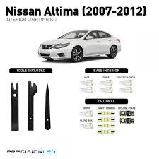 nissan altima interior 2009 nissan altima premium led interior lighting package 2012 2011