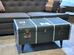 Black Trunk Coffee Table by Coffee Table Vintage Black Trunk Coffee Table Steamer Rustic