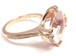 quartz engagement ring non traditional engagement rings for one of a brides