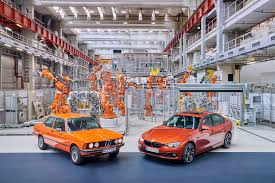 new bmw 3 series edition production launch starts with a look in