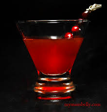 whiskey drink recipes the spicy cranberry my s belly
