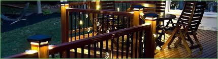 low voltage vinyl fence post lights lighting post cap lighting low voltage post lights for decks low