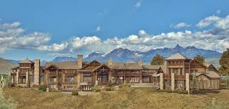 large estate house plans grand teton estate log homes cabins and log home floor plans