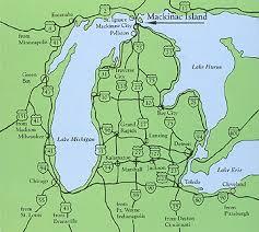 map of mackinac island catastrophic disruption vi mackinac island mi