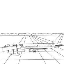 airplane coloring page printable plane coloring pages coloring pages printable coloring pages