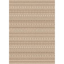 Washable Bedroom Rugs Ruggable Washable Cadiz Natural 5 Ft X 7 Ft Stain Resistant Area
