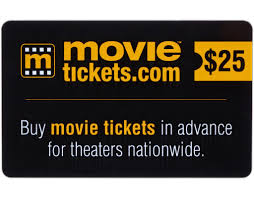 tickets gift card boxed movietickets gift cards 4 x 25