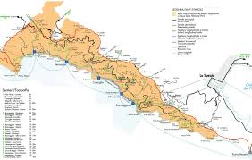 Italy Train Map A Path To Lunch Getting To Portovenere In 2018 A Transportation